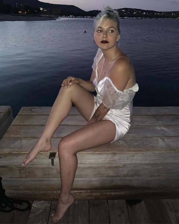 Louane nude