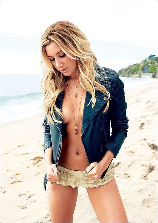 Tisdale nude sex Ashley